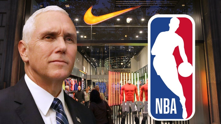Pence slams this US company for acting like 'wholly owned subsidiary' of China