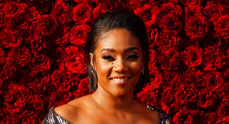 Hollywood stars hit red carpet at Tyler Perry's new studio