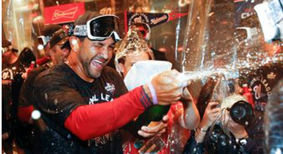 Nationals' sweep of Cardinals gives them plenty of rest for World Series