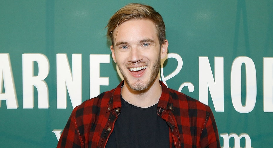 Pewdiepie Says He's Been Banned in China Over Winnie the Pooh Memes