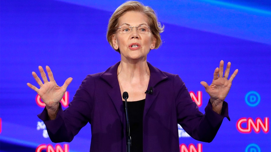 Warren Lashes out at Goldman Over Apple Card Bias Claims