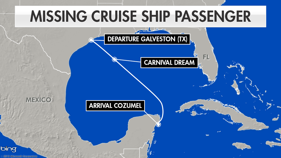 carnival dream large balcony Carnival Cruise Ship Desperate Search Underway After Man