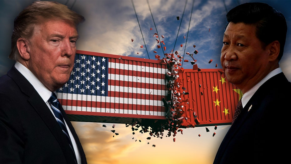 Trump's trade tariffs impact stocks, steel and manufacturing