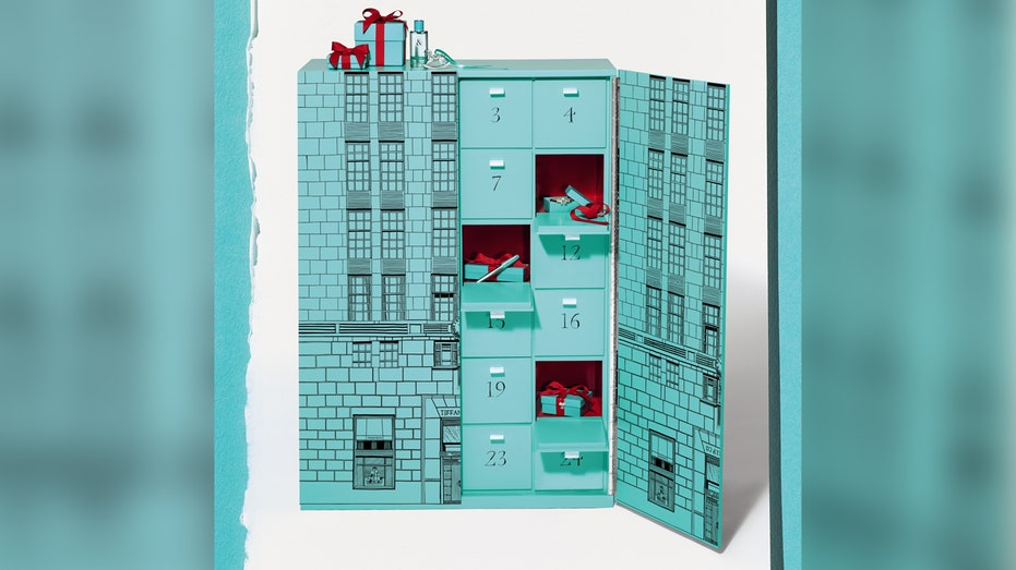 Tiffany's Has Released an Incredibly Limited Advent Calendar That Costs $112,000