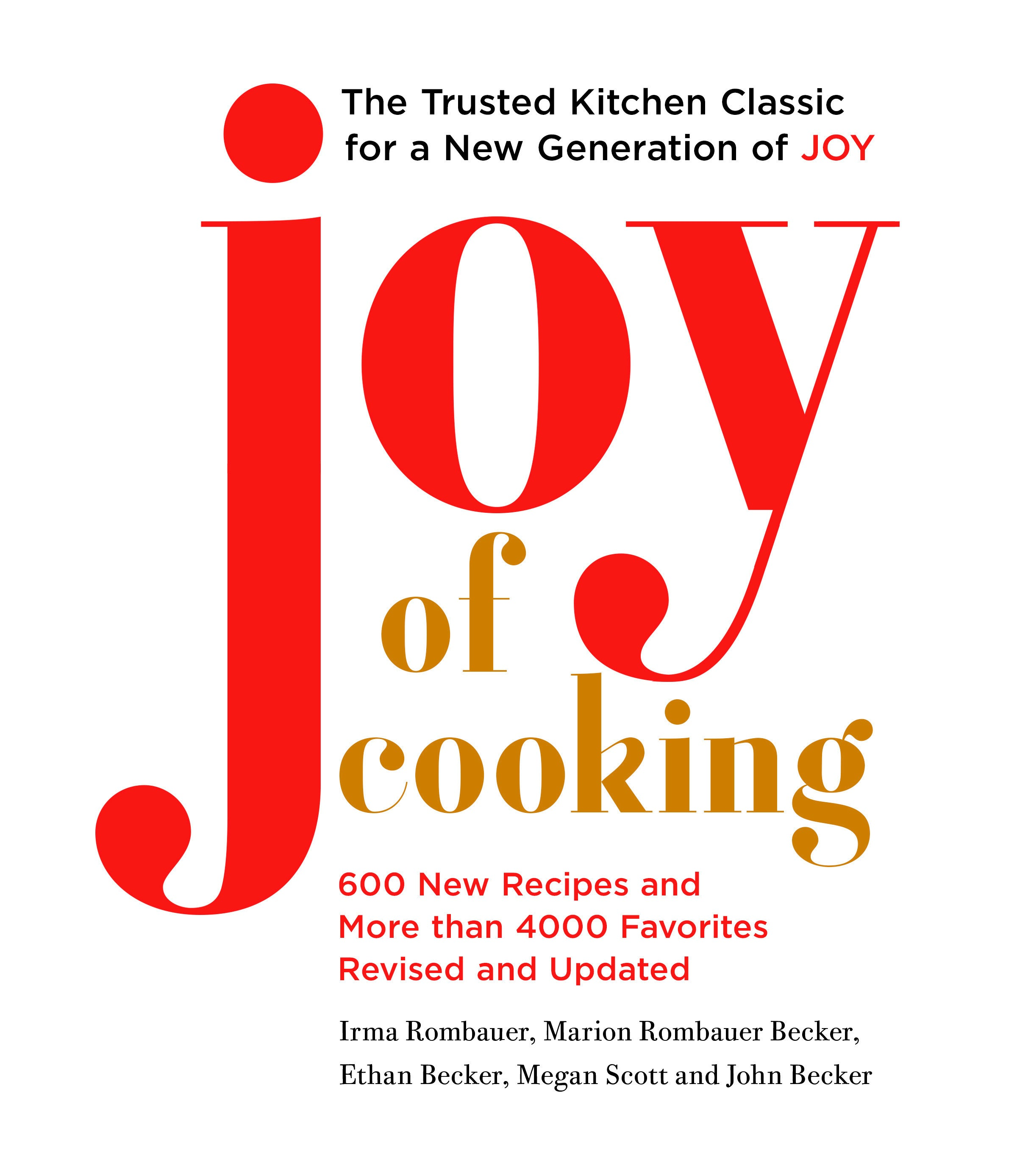 For 'Joy of Cooking' revision, editors mixed marriage, food - Fox Business