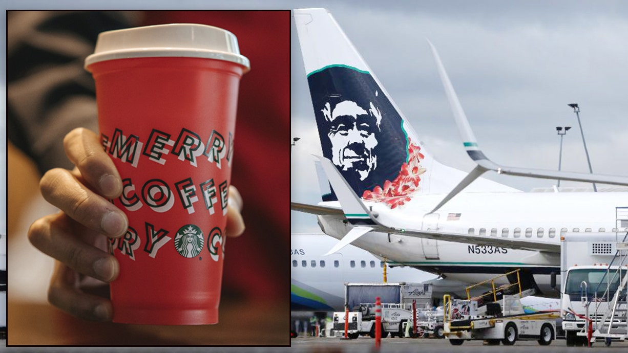 Alaska Sales And Service >> Starbucks Serves Up Speedy Perk At Alaska Airlines Fox