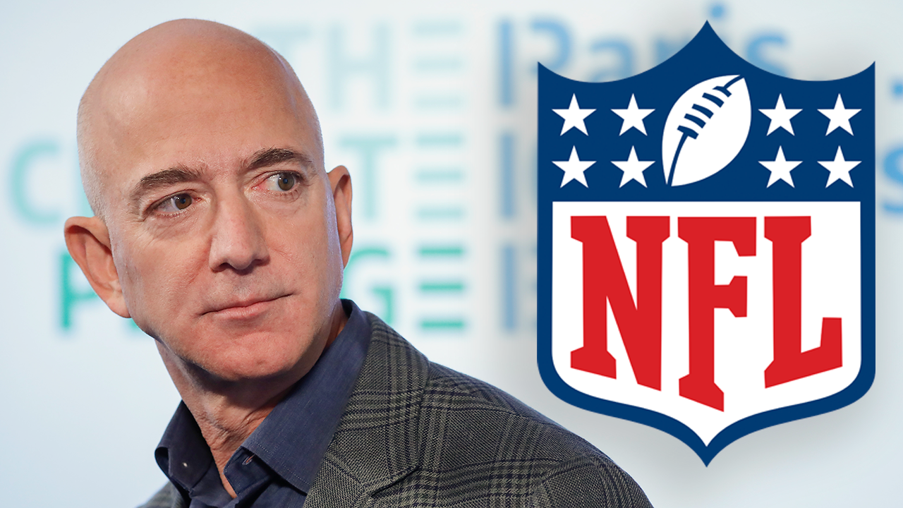 Jeff Bezos' next big purchase could be an NFL team