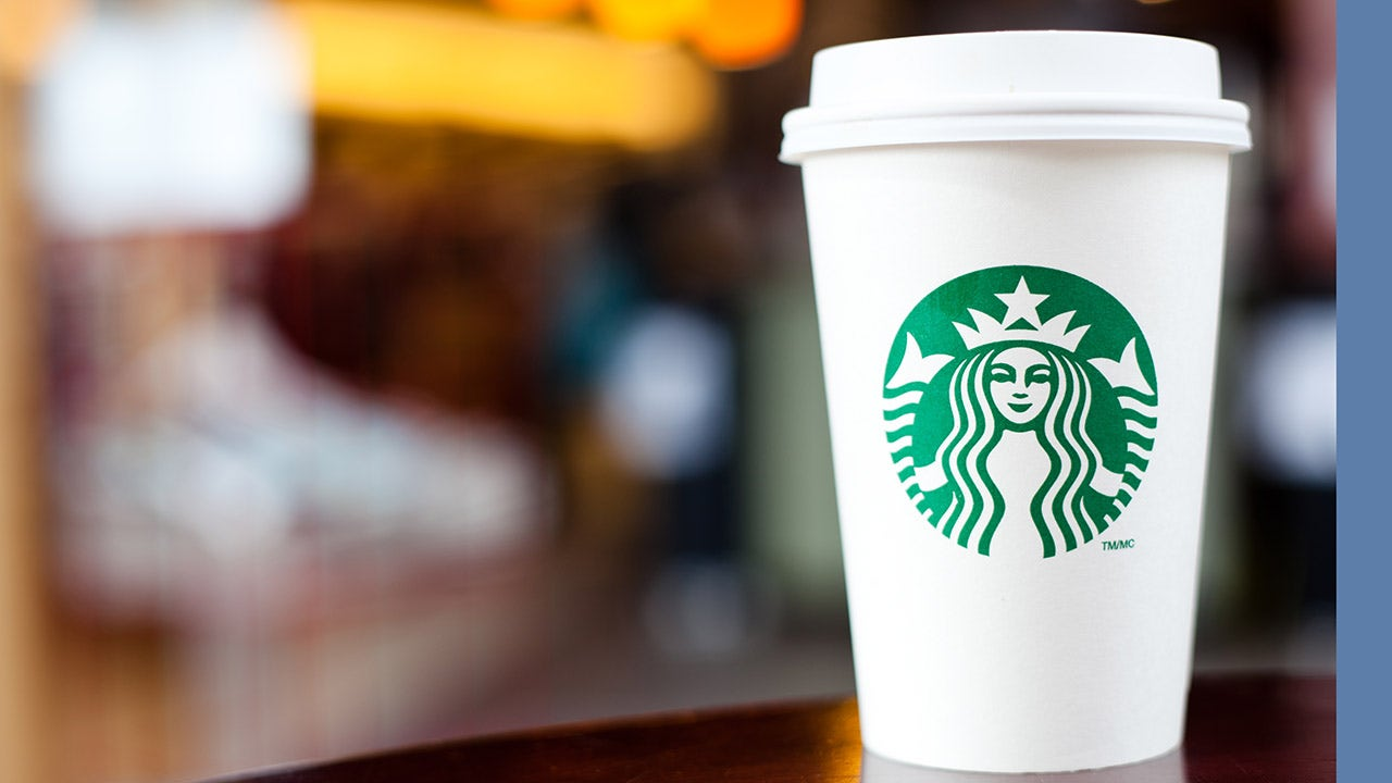 Starbucks shares fall on reduced China outlook