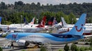 Boeing's 737 airplane trouble starts to spread