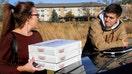 Krispy Kreme orders student to halt doughnut resale service