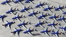 Boeing deliveries plunge amid 737 Max crisis