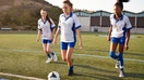 Girls soccer head injury, concussion risk nearly matches football: Study