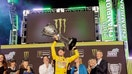 Kyle Busch's 'Monster' NASCAR Cup Series winnings