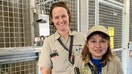 Macy's and Make-A-Wish turn a zookeeper dream into reality