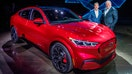 Ford unveils Mustang Mach E, its first all-electric SUV