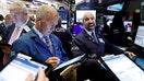 RECORD HIGHS: Trade optimism sends stock market averages soaring