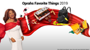 Oprah's Favorite Things 2019: Holiday gifts under $50