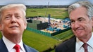 Trump, Fed's Powell share shale revolution love despite odds over rates