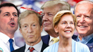 Find out the 5 biggest spenders in 2020 presidential race