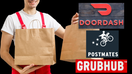 Free ride for GrubHub newcomers gives paying restaurants indigestion
