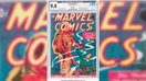 Marvel Comics 1 torches record with $1.26M sale at auction