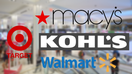Walmart, Target winning as Kohl's, Macy's stumble