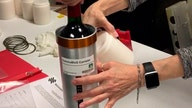 NASA sends French wine into space for aging experiment