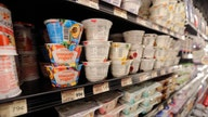 US yogurt sales are falling off a cliff