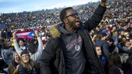 42 charged after protest delays Harvard-Yale game