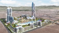SEE PICS: Futuristic $7.5 billion project will bring 'exotic beach' to Vegas