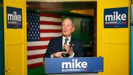 Bloomberg grilled over funding major Republican campaigns
