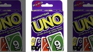 Mattel throws a wild card into UNO deck: politics