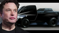 Tesla's Elon Musk hopes CyberTruck rolls over GM, Ford
