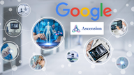 Health care company's Google partnership is new normal: expert