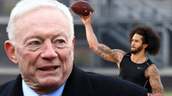 Cowboys owner Jerry Jones agrees Colin Kaepernick's workout turned into a 'circus'