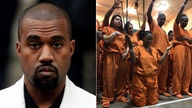 Kanye West 'brings light' to inmates ahead of Joel Osteen megachurch performance