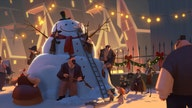 Netflix counters Disney Plus with hand-drawn, 'old school' Christmas animation