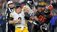 Steelers QB Mason Rudolph hit with $50,000 fine for on-field brawl