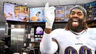 NFL star puts Taco Bell-twist on his player intro during broadcast