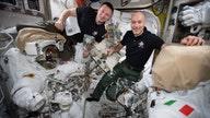 WATCH LIVE: NASA Astronauts fix cosmic ray detector in spacewalk