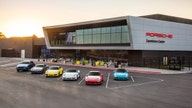 Porsche turns to the speedway to lure more customers