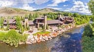 This Utah ranch is the state's most expensive home ever sold. Take a look inside.