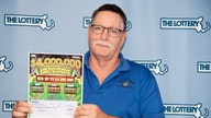 This lottery winner is absurdly lucky