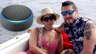 Police seek clues from Amazon's Alexa in killing of woman impaled by spear