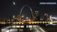 Meteor that streaked over Missouri weighed about 220 pounds