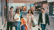 How millennials and aging boomers are changing the mall scene