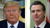 Trump renews threat to cut wildfire aid to California
