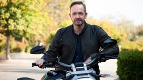 Army vet's lifelong love affair with motorcycles leads to Ducati C-Suite