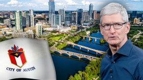 Apple's CEO Tim Cook gives Austin, Texas an A+