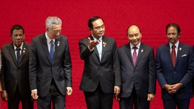 Southeast Asian nations seek trade agreement with China